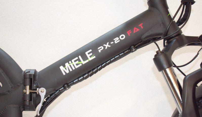 MIELE Px-20 FAT Nero Opaco – pieghevole pieno