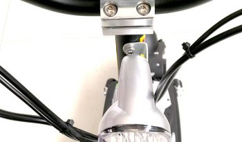 UBER SCOOT, mod. ES17, MONOPATTINO ELETTRICO S1600W 48V pieno
